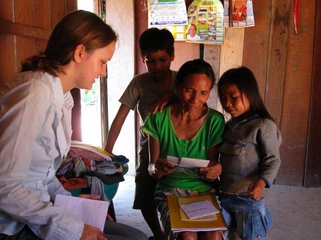 Bahasa Peru Ini Akan Segera Punah